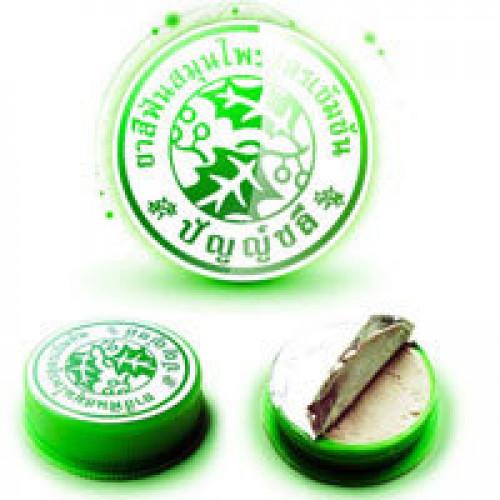 Тайская зубная паста травяная