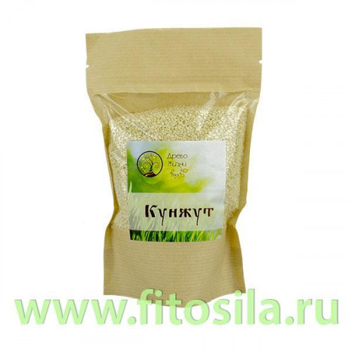 Семена кунжута (белые) 200гр