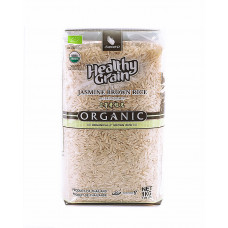 Органический тайский коричневый рис жасмин 1 кг