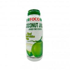 Кокосовый сок «FOCO» с мякотью