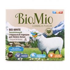 Экологичный стиральный порошок для белого белья с экстрактом хлопка без запаха, шт