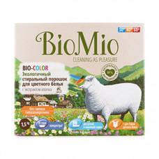 Экологичный стиральный порошок для цветного белья с экстрактом хлопка без запаха, шт