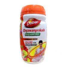 Чаванпраш без сахара (Chyawanprakash Sugarfree) 500 г, Dabur