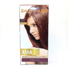 Хна - Аюрведическая краска для волос (Дэй Ту Дэй Кэр) Хна, 100г