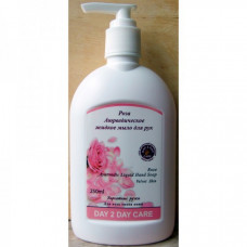 Жидкое мыло для рук аюрведическое (Дэй ту Дэй Кэр) Роза,250 мл