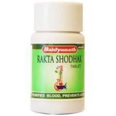 Ракта Шодак (Rakta Shodhak), Baidyanath50Таб.