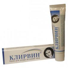 Клирвин крем (побеждает рубцы, растяжки и пятна на коже) 25 гр.