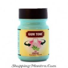 Лечебный зубной порошок Гам тон (Gum tone powder), Charak40гр