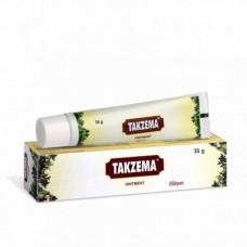 Такзема крем, лечение экземы, Чарак, Takzema ointment, Charak, 30гр