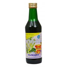 Сироп солодки 240 мл., Травы Башкирии