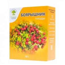 Боярышник (плоды) 50 гр. ЦСИ