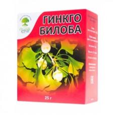Гинкго билоба лист 25 гр ЦСИ