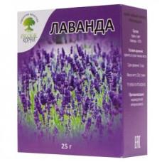 Лаванда трава и цвет 25 гр. ЦСИ