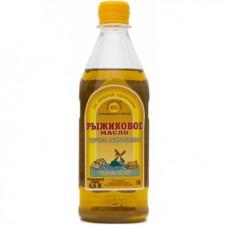Рыжиковое масло 500 мл. Лён НН