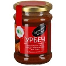 Урбеч натуральный, паста из ядер абрикосовых косточек 280гр