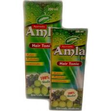 Аюрведическое Масло Амлы для волос  (Ayurvedic Amla oil), Дабур, 90Мл.