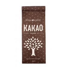 Какао-крупка (натуральная, слабо обжаренная), 200 гр.